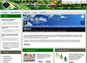 CEI – News in campo elettrotecnico, elettronico e delle telecomunicazioni