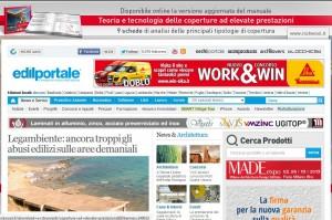 EDILPORTALE - News d'informazione tecnica
