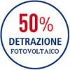L'Agenzia delle Entrate dichiara possibile la detrazione 50% per il fotovoltaico