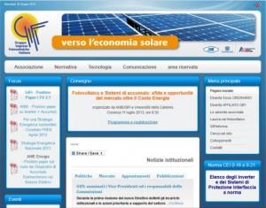 GIFI – News Fotovoltaico